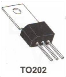 Transistor BD825 NPN 45V 1A 8W
