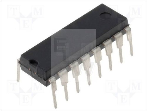 CD 4050 BE HEX BUFFER-TTL DRIVER, NON INVERTING