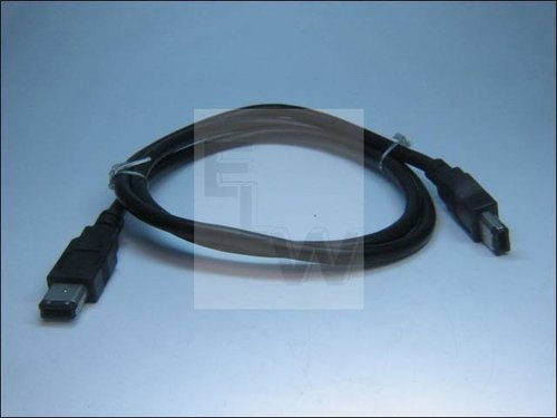 IEEE1394-SS-01 FIRE WIRE KABEL, 6-POL. ST-ST