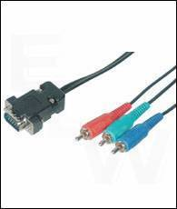 AVK 605-500  AUDIO-VIDEO-KABEL 5,0 M