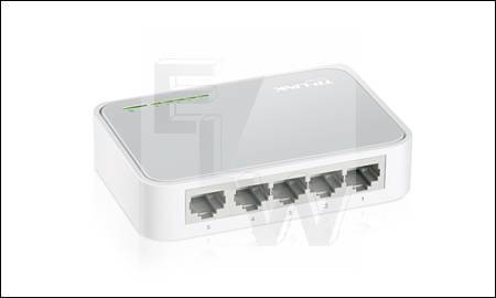 TP-LINK TL-SF1005D 5-PORT 10-100M
