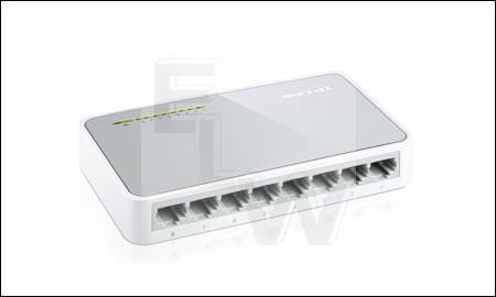 TP-LINK TL-SF1008D 8-PORT 10-100M DESKTOP SWITCH