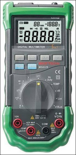 MS 8229  N DIGITAL MULTIMETER